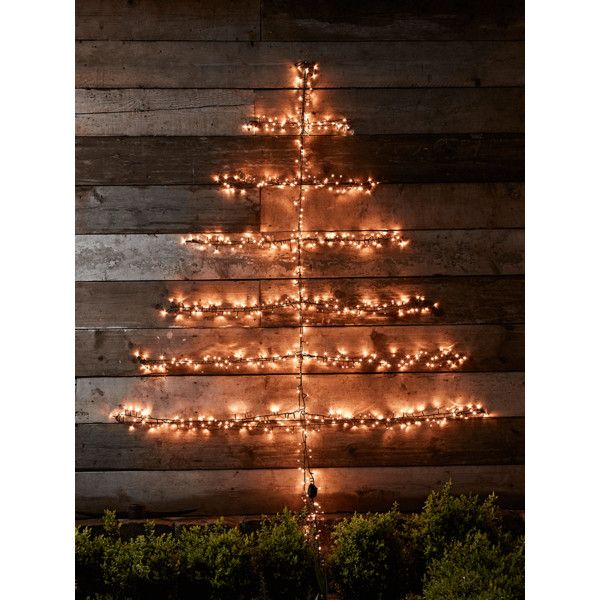 NEW Outdoor Easy Tree Lights (99 CAD) ❤ liked on Polyvore featuring