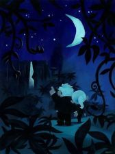 "Daniel Arriaga ""PARADISE WITH ELLIE"" LE, COA & ALL Disney Daniel Arriaga Prints"