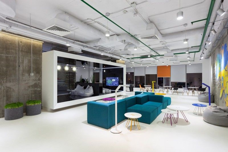 Diseño Oficinas corporativas - Playtech #36 Group, Office designs