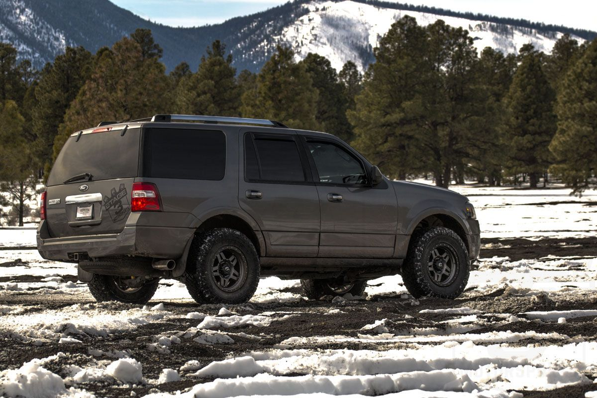 Lifted Ford Expedition >> Lifted Ford Expedition On 33 Inch Wheels Ford Expedition