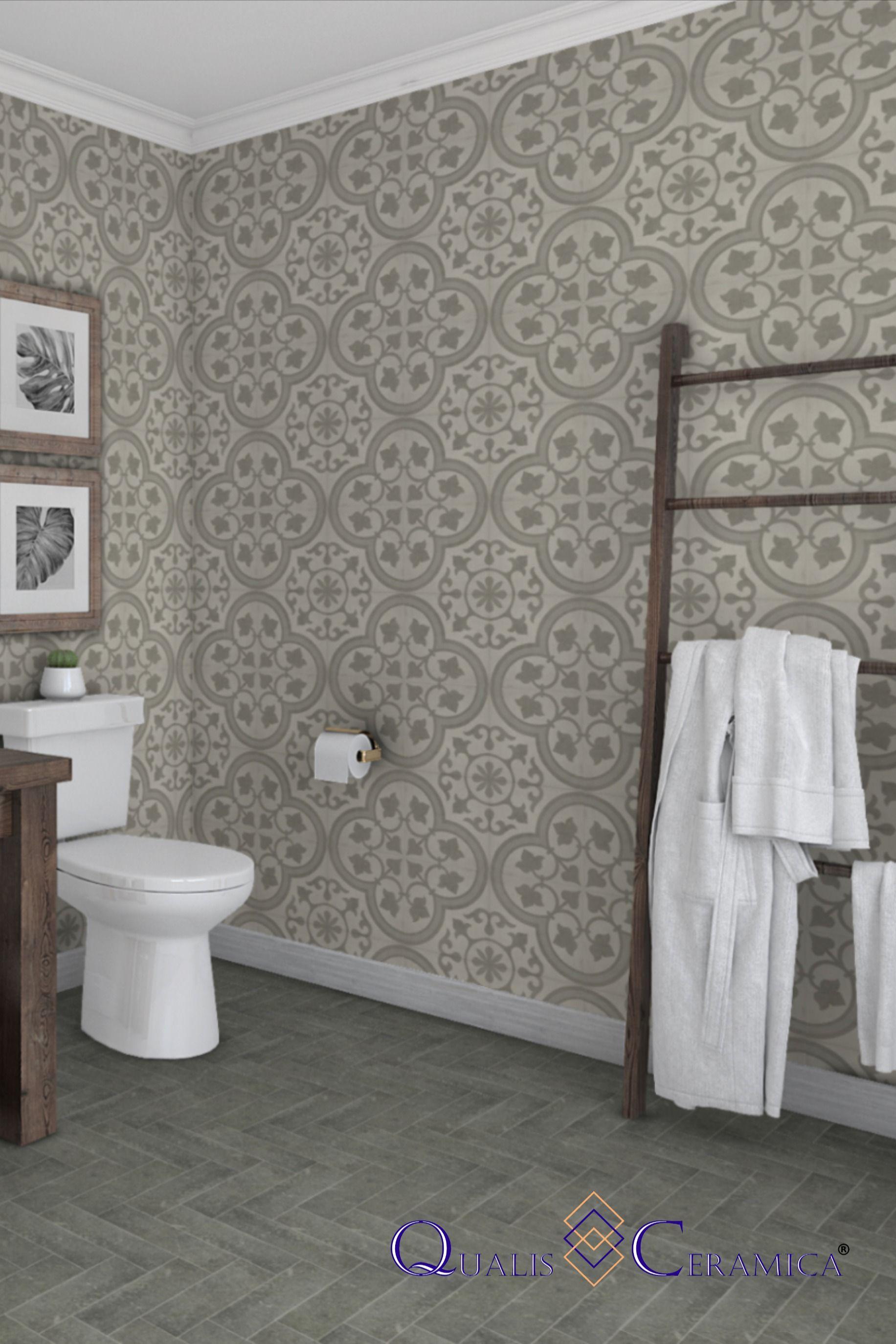 9x9 Room Design: Qualis Ceramica / Costa Smeralda La Salone / Low