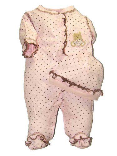 TOPSELLER! Little Me Mini Heart Layette Pink $9.00