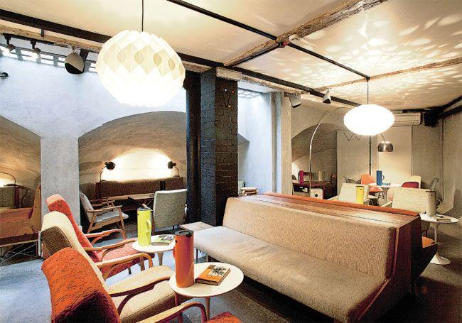 Lounge Bohemia, London