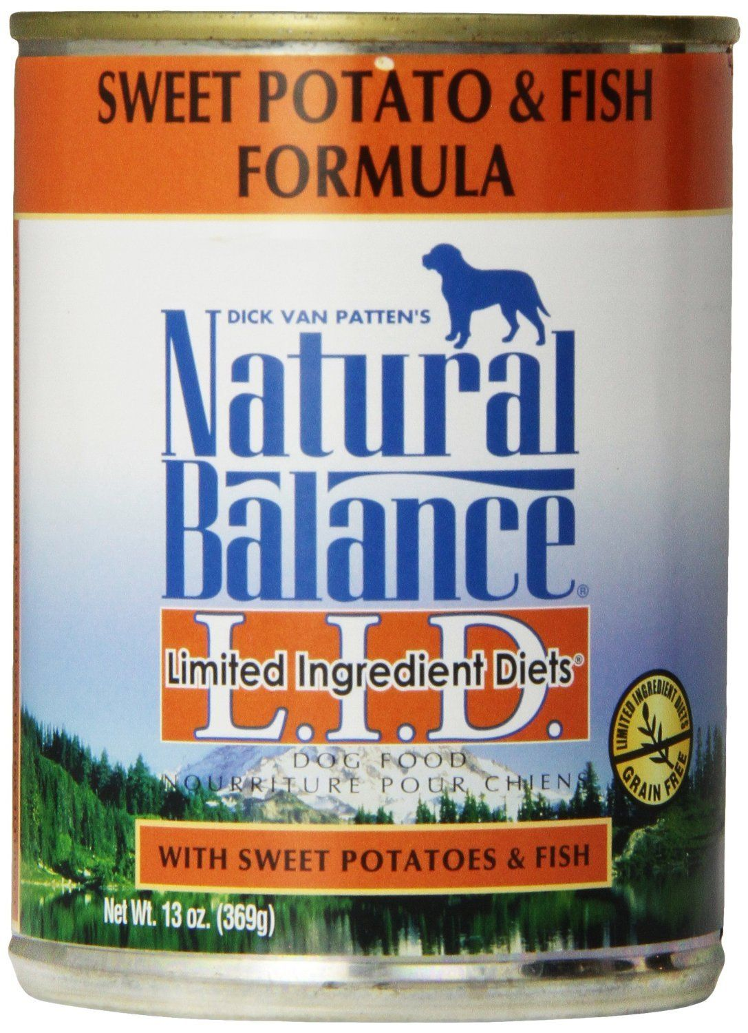 limited ingredient dog food salmon and sweet potato
