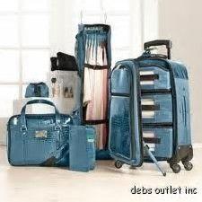Image Result For Joy Mangano Luggage Sets Travel Kits