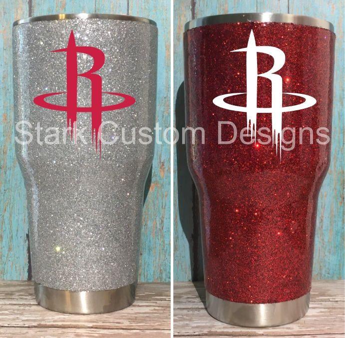 "3/"" DECAL//STICKER for Yeti//Rtic////Tumbler//Coffee//Wine Houston Texans"