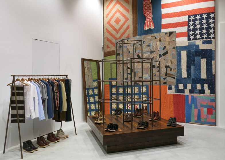 Comme Des Garçons Has Opened A Branch Of Its London Store Dover Street  Market In New