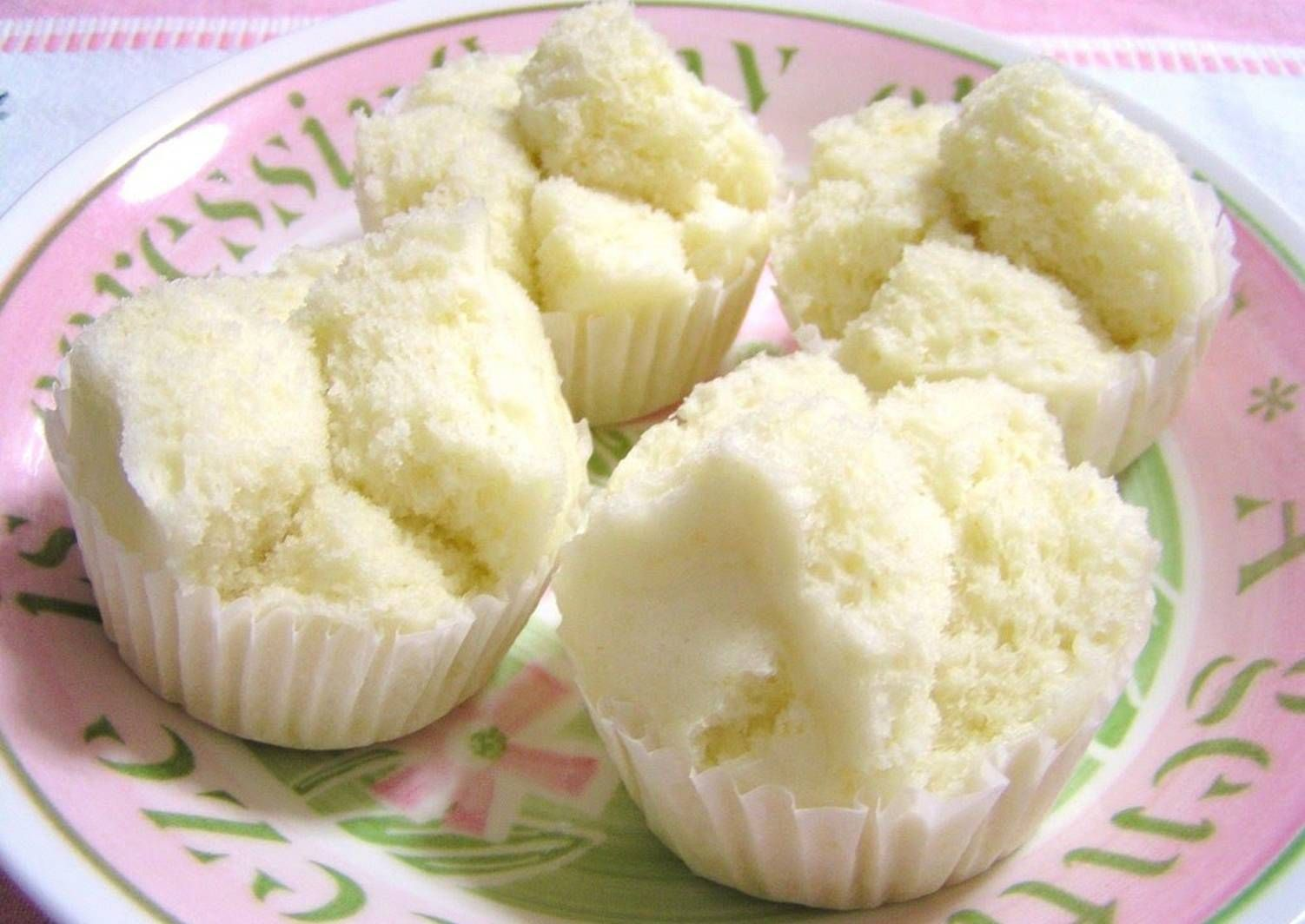 White Steamed Sponge Cake Milk Flavor Recipe By Cookpad Japan Recipe Steam Cake Recipe Steamed Cake Flavored Milk