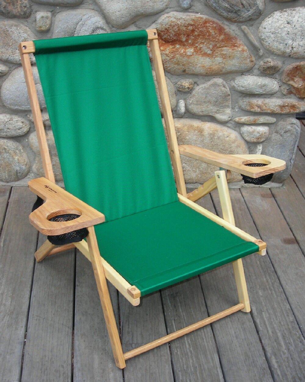 The Outer Banks Beach Chair by Blue Ridge Chair Beach