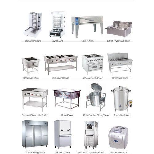 Commercial Kitchen Equipment In Bangalore Restaurant Kitchen
