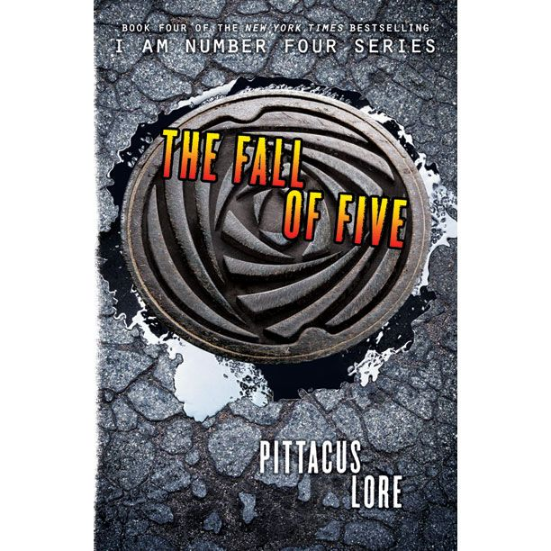 Sneak Peek At The Next I Am Number Four Novel The Fall Of Five