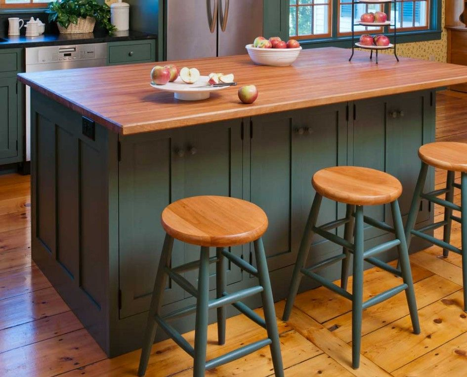 incomparable stationary kitchen islands with stools on knotty pine engineered wood flooring also butcher block countertops - Kitchen Island Outlet Ideas