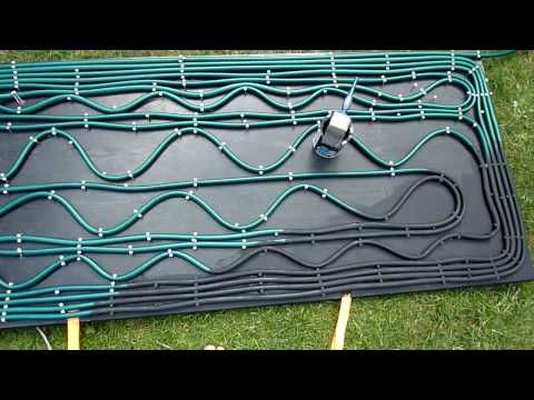 Homemade Swimming Pool Solar Heating System Or Can Be Used To Heat A Pond Or Shower Water Or Swimming Pool Solar Heating Pool Heater Solar Pool Heater