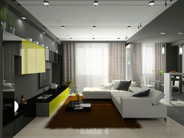 Gray Interior Color Schemes   Google Search