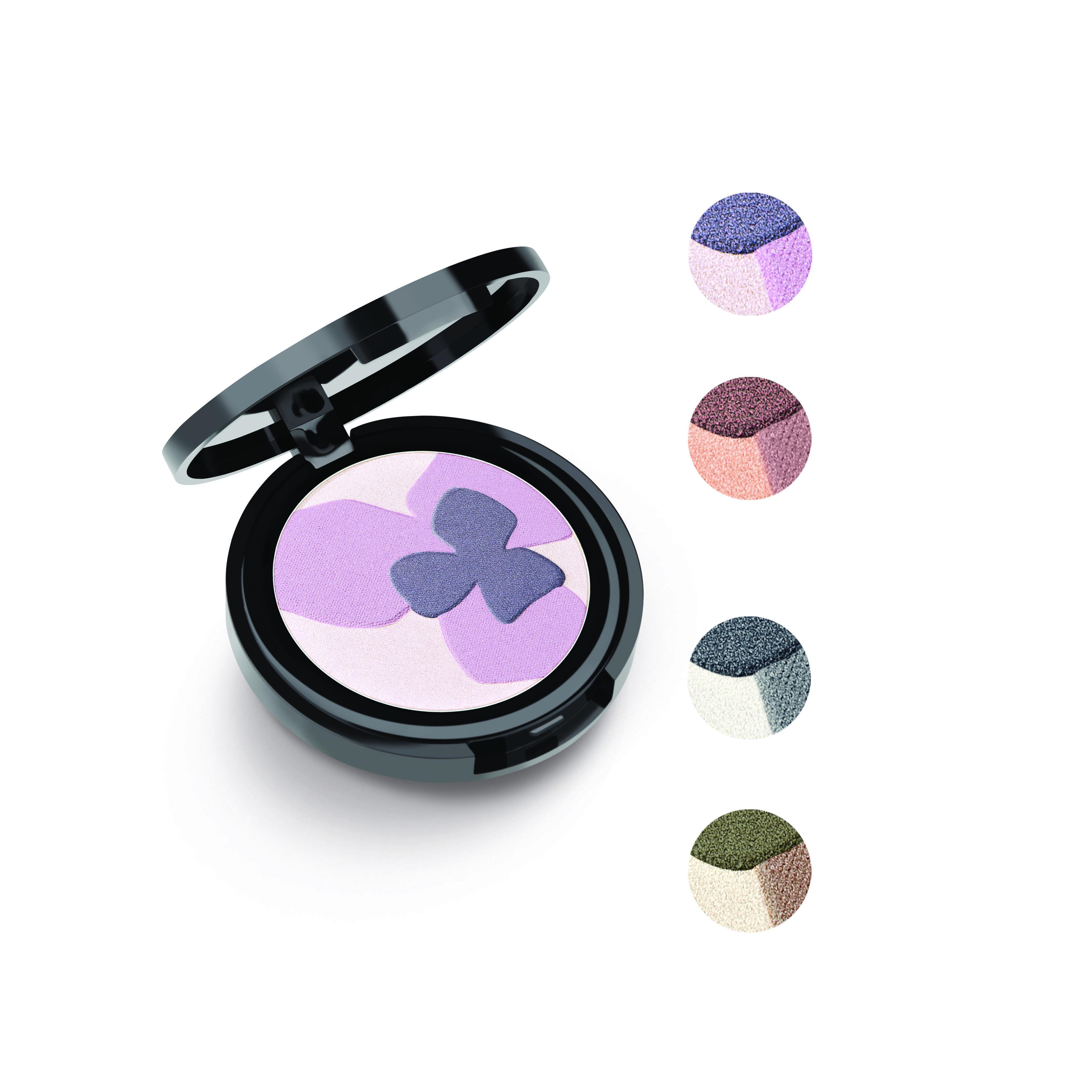Mineral Eyeshadows. Σκιές ματιών βασισμένες σε επιλεγμένα