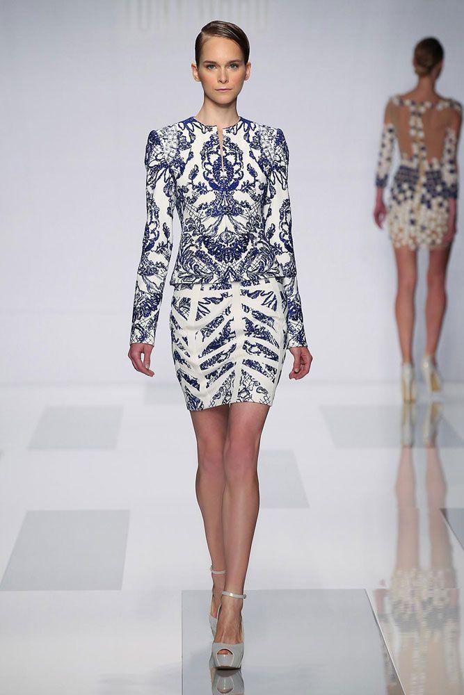 FALL WINTER 2013/14 couture tony ward