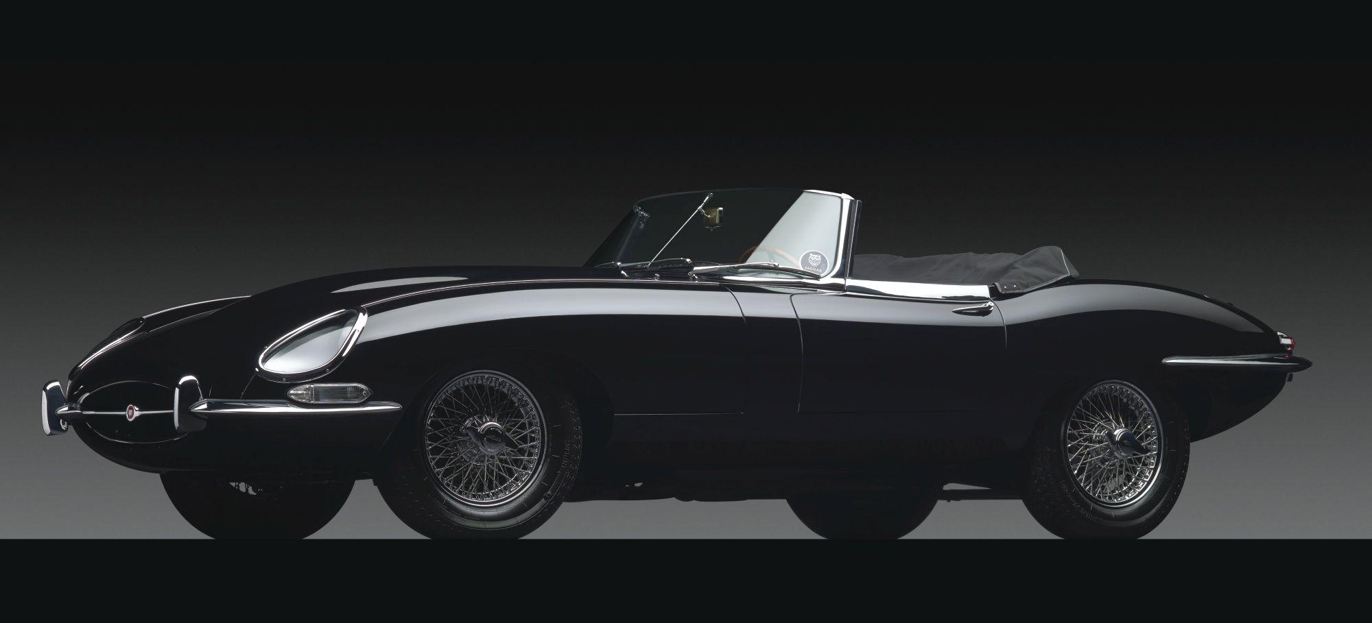 E Type Series I 4 2 Litre Roa Automobile Sotheby S