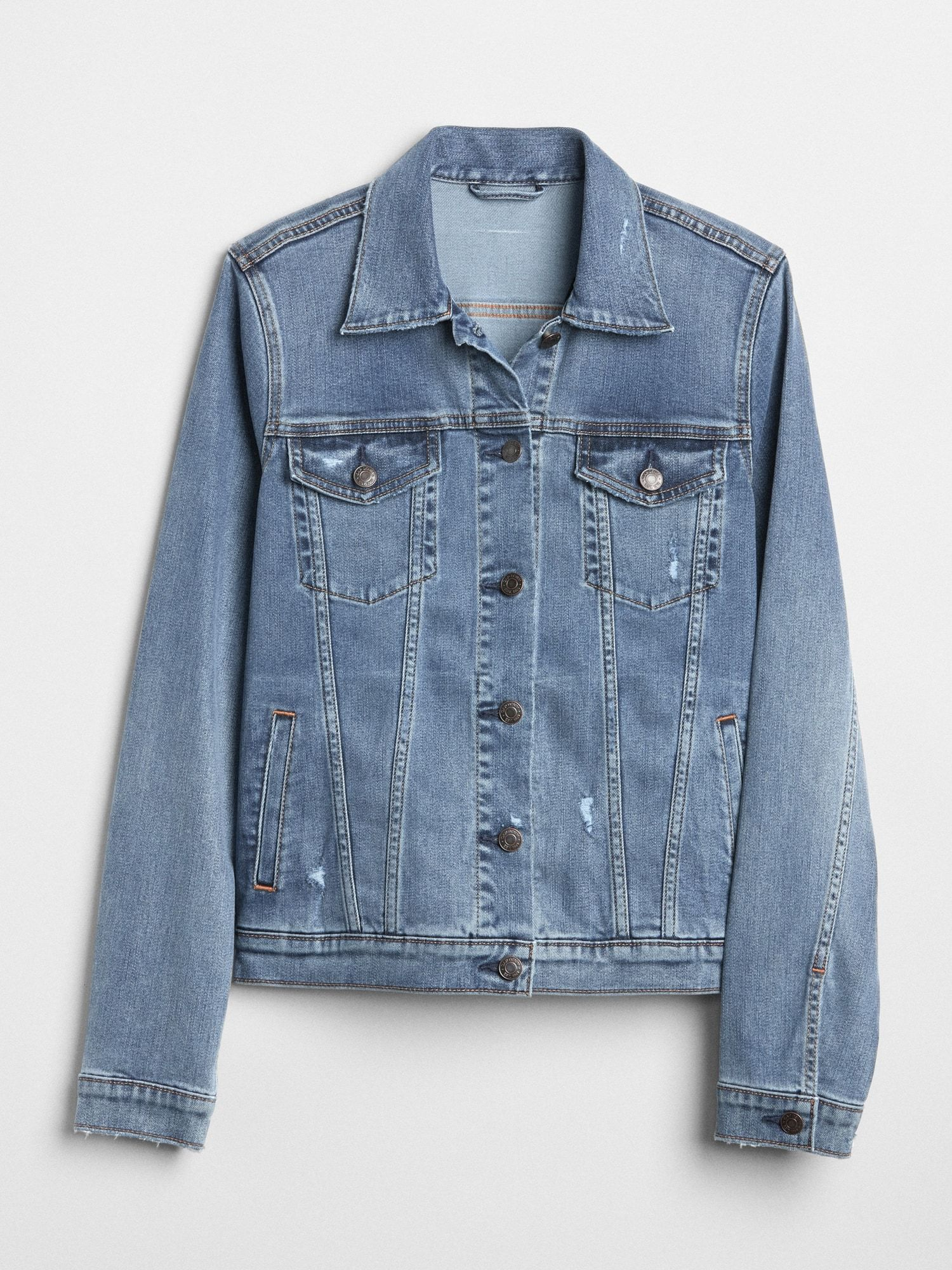 available arrives huge selection of Soft Wear Icon Denim Jacket in 2019 | clothes for tall ladies ...