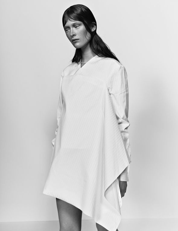 Shirt by Maison Martin Margiela Look book insp Pinterest