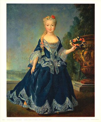 1700's Women's Fashion. | Мода барокко, Исторические ...