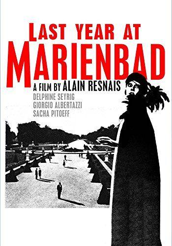 *Mon film préféré, très difficile à trouver sur dvd. (faire attention qu'il soit région 1 NTSC) Last Year at Marienbad Studio Canal https://www.amazon.com/dp/B00NCJPWP4/ref=cm_sw_r_pi_dp_x_04Jnyb0RT1M6F