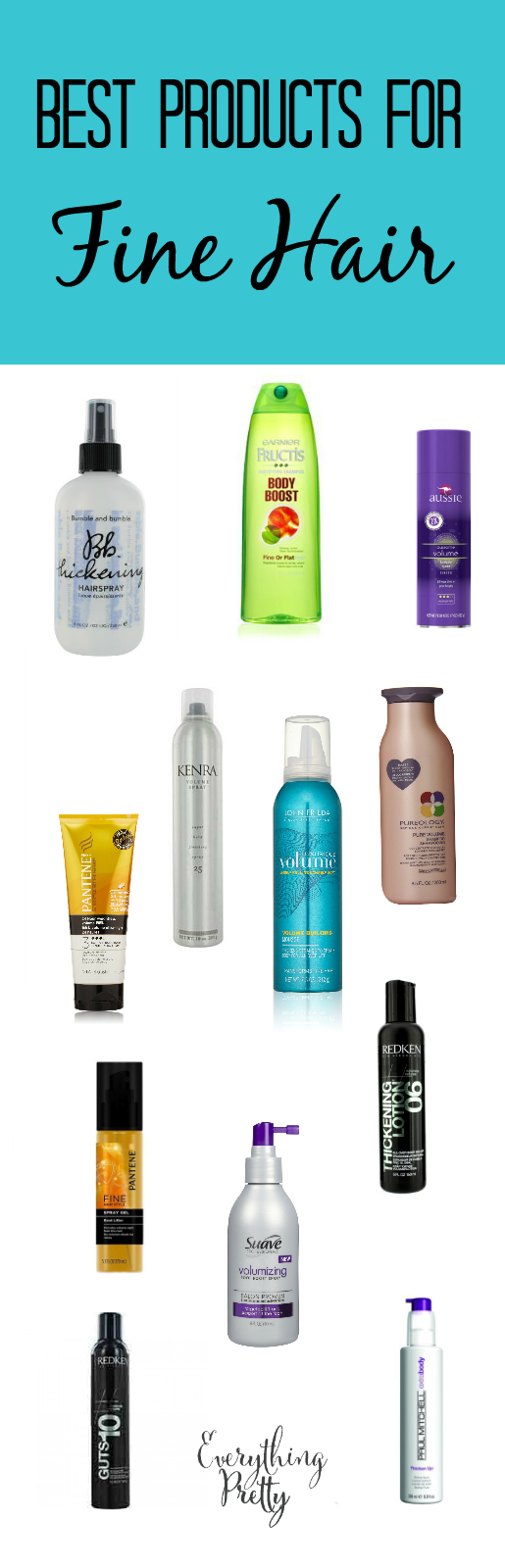 Best Hair Products For Fine Hair Fine Hair Cool Hairstyles Haircuts For Fine Hair