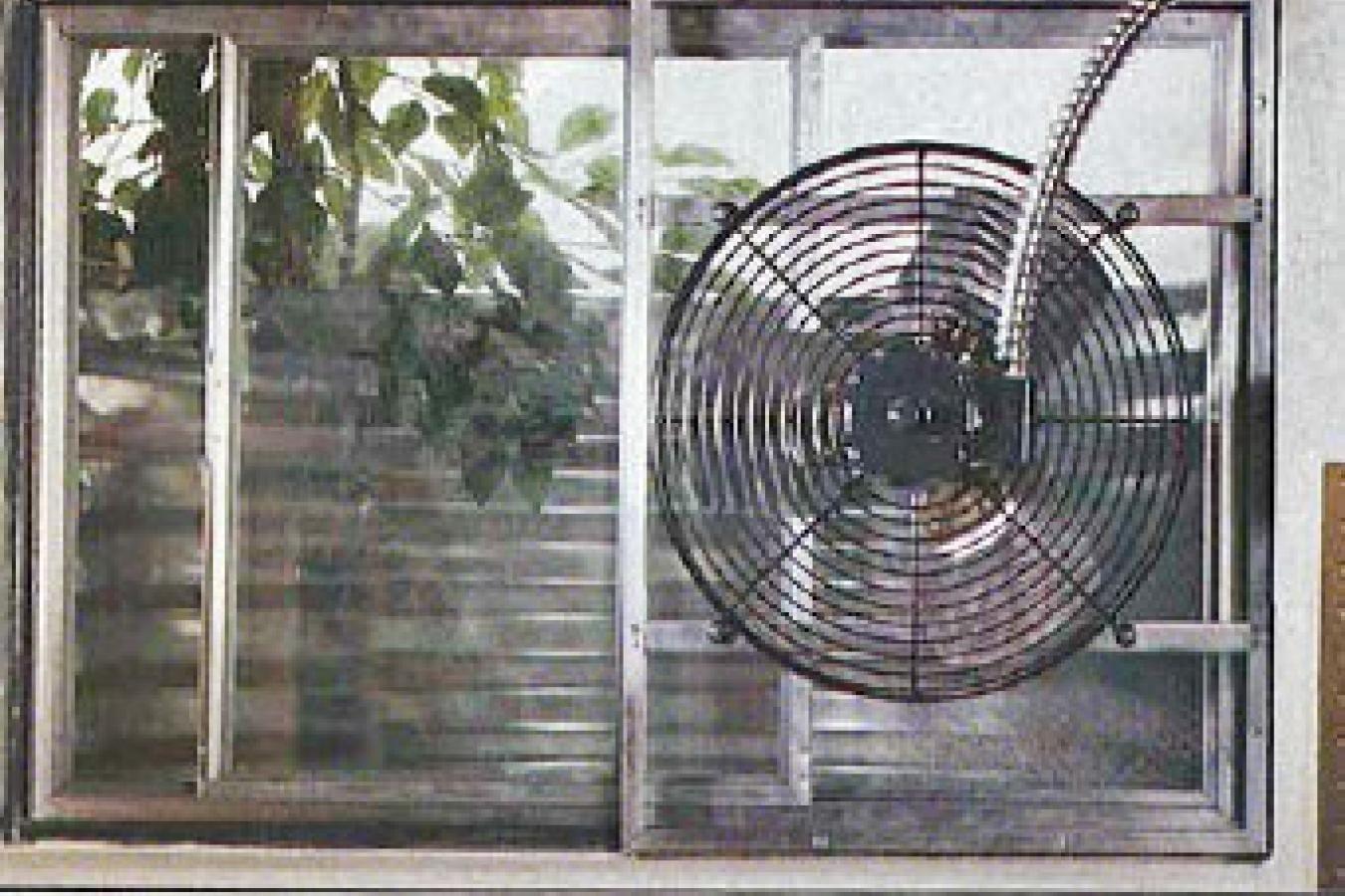 Basement Window Exhaust Fan Window Fans Basement Windows