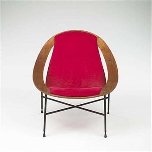 silla 839 (1954) ico parisi | el mueble del siglo xx/ furniture