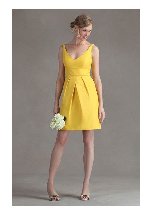 24bdcaaf5d54 yellow bridesmaid dresses