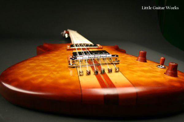 Little Guitar Works Torzal Guitar
