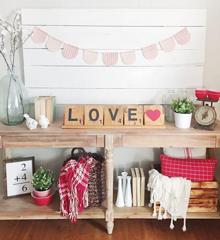 Riesige Scrabble-Fliesen, gut für den Valentinstag, Farmhouse Decor, Farmhouse ..., #Decor #den #Farmhouse #fur #Gut #Riesige #ScrabbleFliesen #ValentinesDaydecorationsbedroom #ValentinesDaydecorationsdiy #ValentinesDaydecorationsdollarstore #ValentinesDaydecorationsforclassroom #ValentinesDaydecorationsforhome #ValentinesDaydecorationsforoffice #ValentinesDaydecorationsfortables #ValentinesDaydecorationsparty #ValentinesDaydecorationsromantic #ValentinesDaydecorationsvintage #Valentinstag