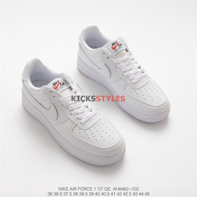 Nike Air Force 1 Low Swoosh Pack All Star 2018 (White