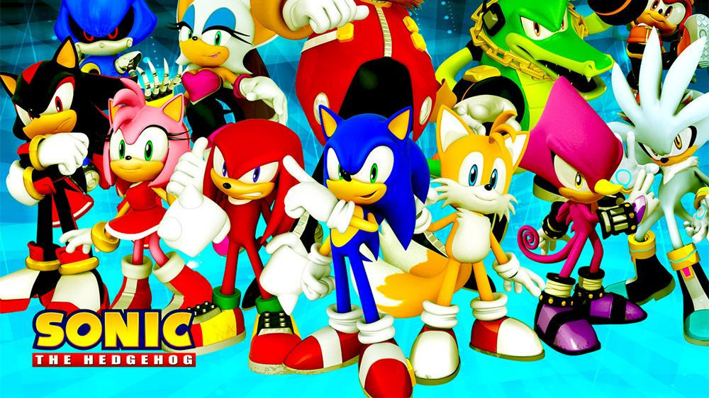 SEGA's Sonic the Hedgehog Returns to TV in New Animated