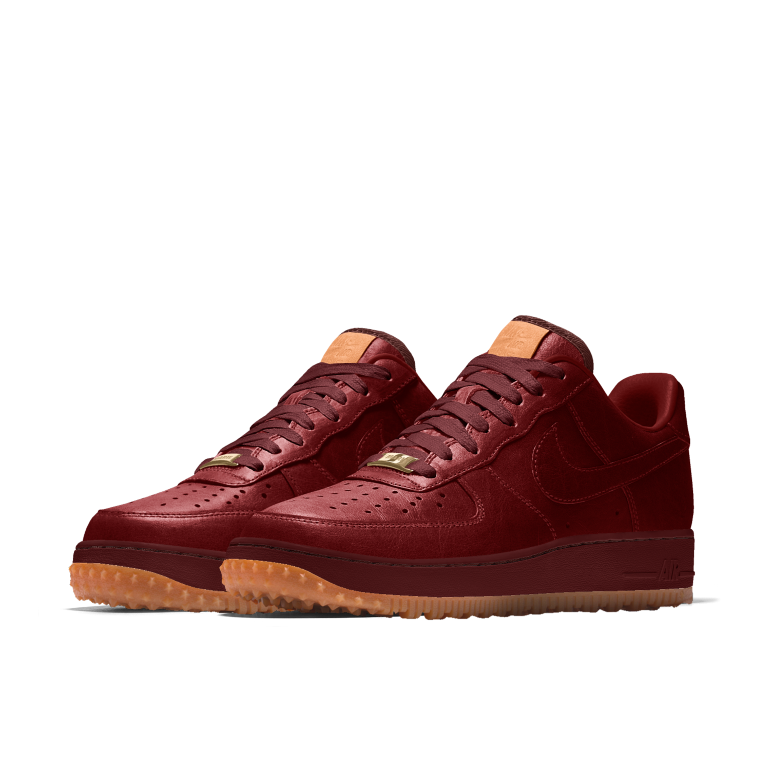 new arrival d04e6 a3711 Nike Air Force 1 Low Premium Will Leather Goods iD Schuh. Nike.com DE