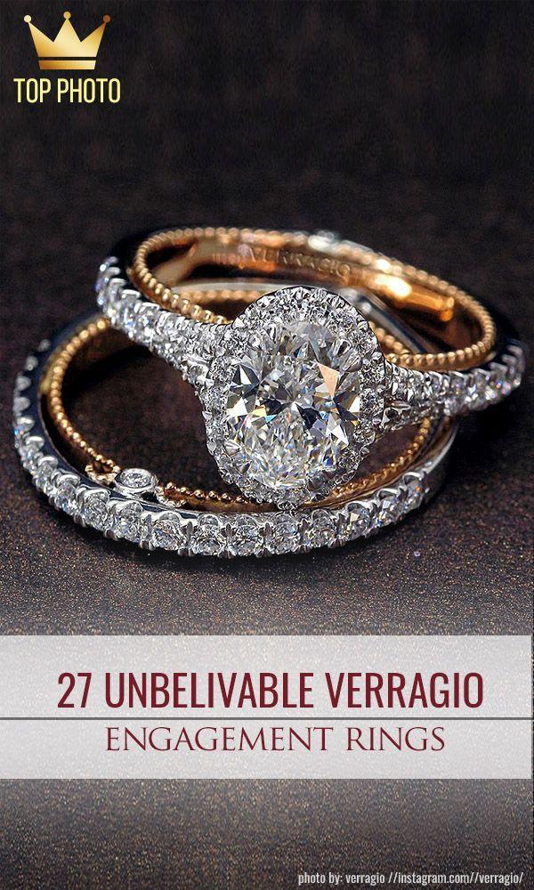 33 Unbelievably Cool Nail Art Ideas: 33 Unbelievable Verragio Engagement Rings