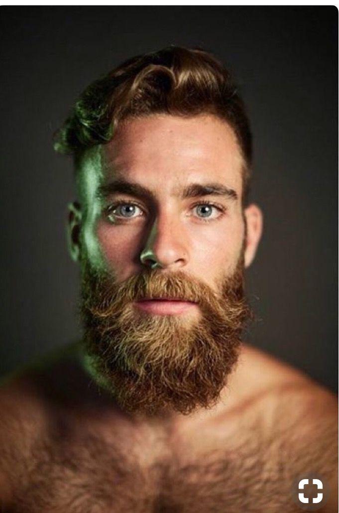 Cortes de cabello con barba de candado