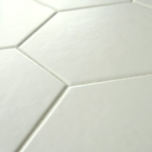 """Found it at Wayfair - Hexitile 7"""" x 8"""" Porcelain Field Tile in Matte White"""