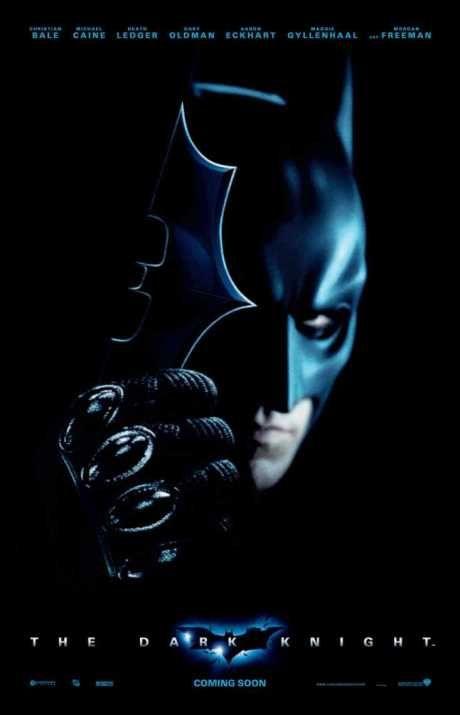 The Imdb Top 250 Review 4 The Dark Knight Batman The Dark