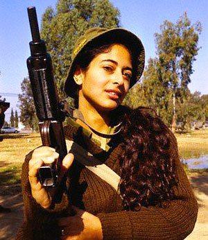 Israeli Soldier Girl 200 Best Pocket Knife Female