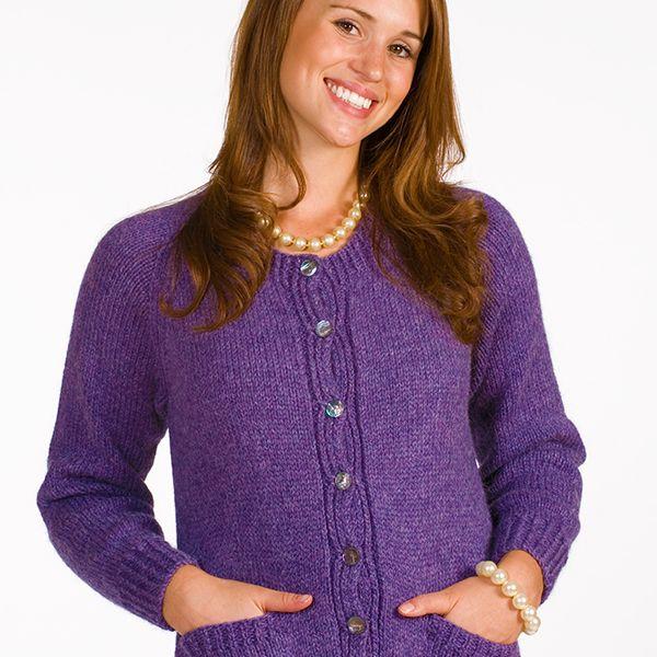 Free+Knitting+Pattern+-+Women's+Cardigans:+Delight+Simple ...