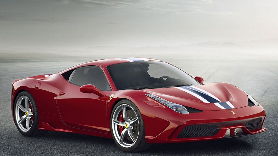 7 Reasons Why The Ferrari 458 Speciale Is So Brutal Compared With The 458 Italia