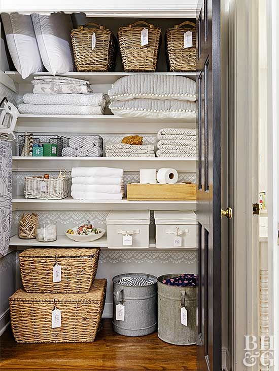 creative ways to organize a linen cabinet organizing on clever small apartment living organization bathroom ideas unique methods for an organized bathroom id=75930