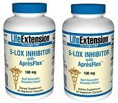 Life Extension 5-Lox Inhibitor With Apresflex 100Mg 60 Vegetarian Capsules (2 Pack) Review https://bestprenatalvitamin.review/life-extension-5-lox-inhibitor-with-apresflex-100mg-60-vegetarian-capsules-2-pack-review/