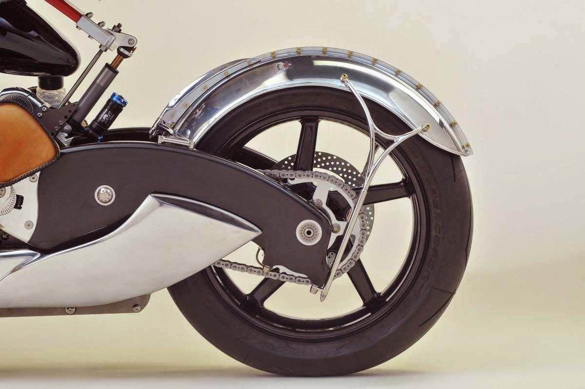 Bienville Legacy | Custom Bike. Bienville Legacy is a stunning 300 BHP…