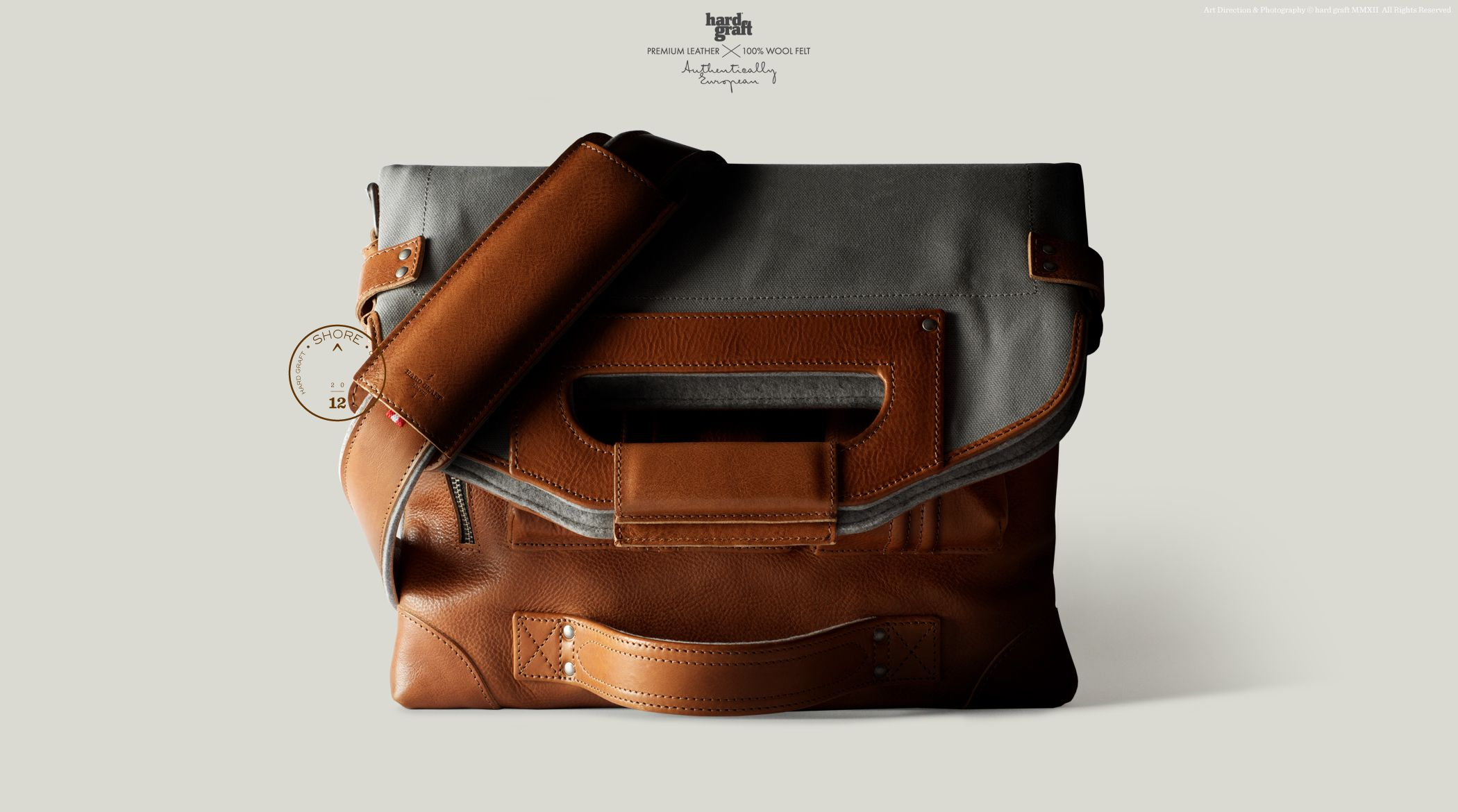 2Unfold Laptop Bag | Hard Graft