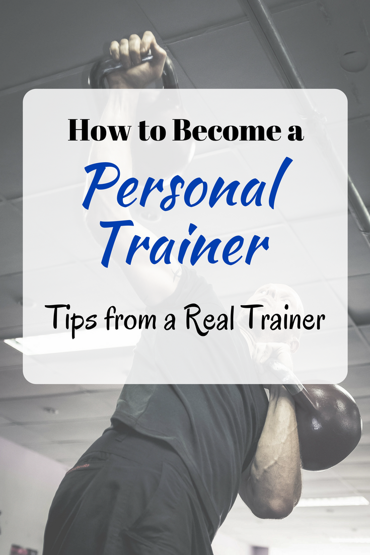 How to Become a Personal Trainer  Saving Money Making Money