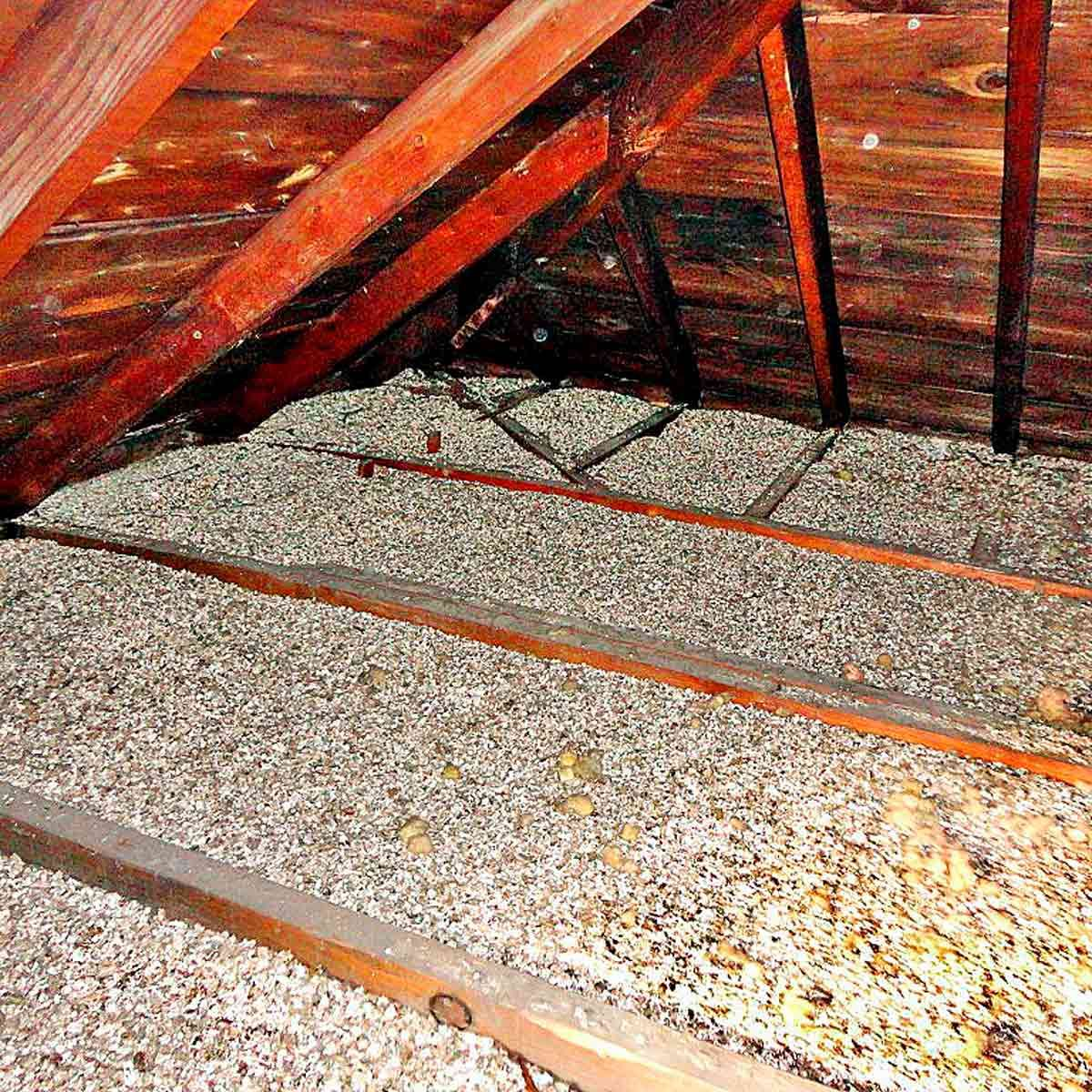 5 Things You Need To Know About Vermiculite Vermiculite Insulation Attic Insulation Attic Insulation Removal