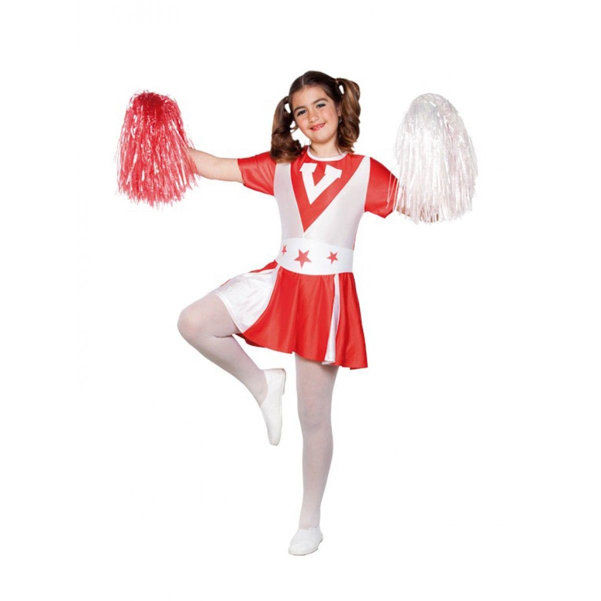Disfracesmimo disfraz de animadora para ni a 10 a 12 a os - Disfraces de angel para nina ...