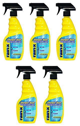 Rain X 630023 Shower Door Water Repellent Vohpgma 16 Fl Oz 5