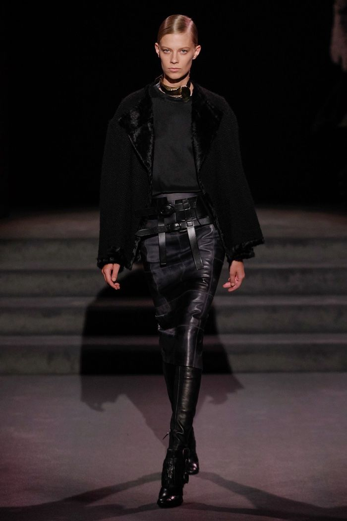Tom Ford helped kick off New York Fashion Week with a buy now, see new…